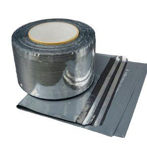 알루미늄 Bobbins 택배 봉투 씰링 테이프