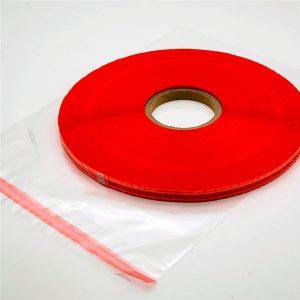 착색 된 포장 백 씰링 테이프