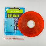 사용자 정의 인쇄 비닐 봉지 씰링 테이프