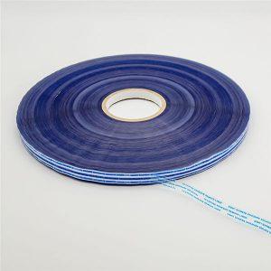 파란 필름을 가진 영원한 부대 물개 테이프
